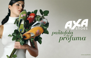 Roberta Pagano - Axa Shoes 2007