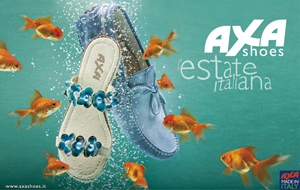 Roberta Pagano - Axa Shoes Spring Summer 2012